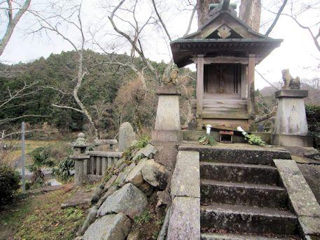 談山神社の祠
