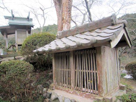 談山神社の小堂