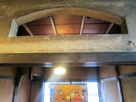 旧川本邸の意匠