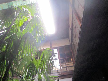 旧川本邸の吹き抜け空間
