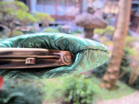 十二単縁起のがま口財布