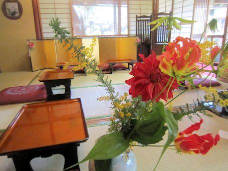 大神神社結婚式の会食