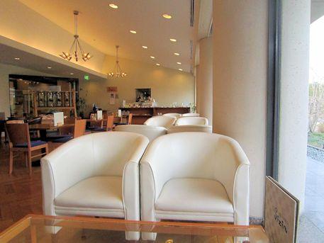 カフェレストランSizinの椅子