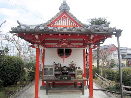 永慶寺弁天堂