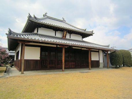 永慶寺本堂