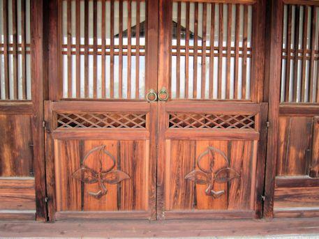 永慶寺本堂の意匠
