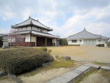 永慶寺本堂と永慶寺会館