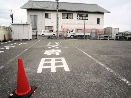 藤原宮跡駐車場と藤原京資料室