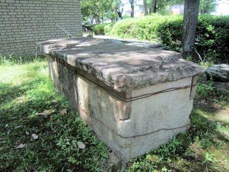 組合式石棺