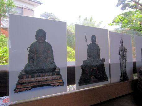 璉珹寺の行基菩薩坐像