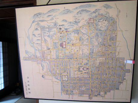 奈良町絵図