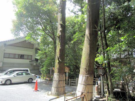 大神神社駐車場