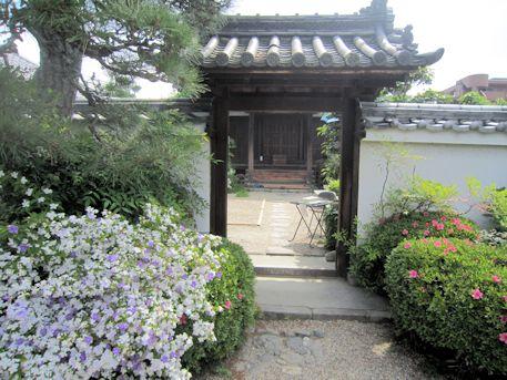 璉珹寺の拝観受付