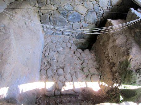 豊浦宮遺構