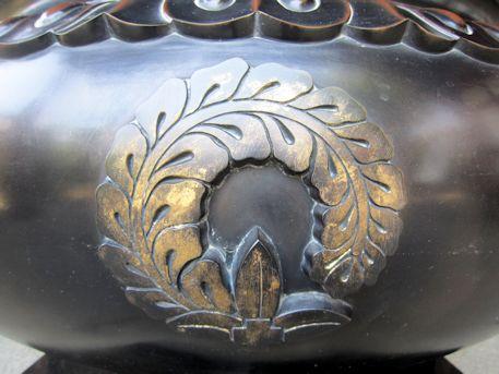 おふさ観音の寺紋