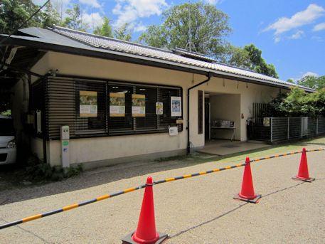奈良の鹿愛護会事務所