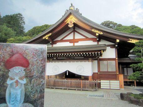 大神神社儀式殿と『大物主命』