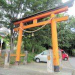 讃岐神社鳥居