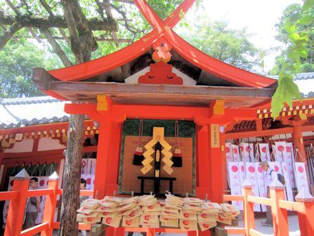 多賀神社の社殿