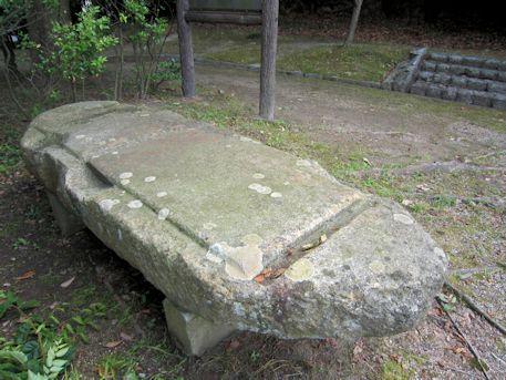 文代山古墳石棺