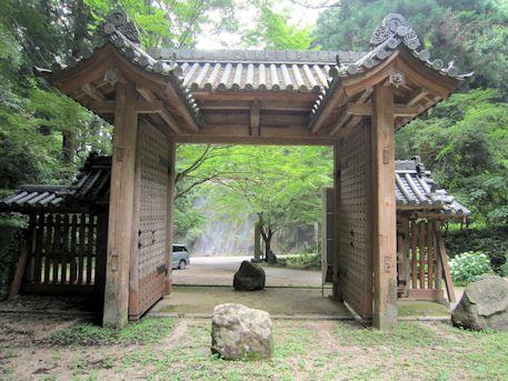 談山神社東大門