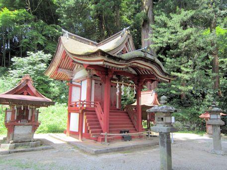 比叡神社本殿