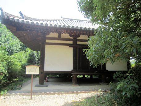 海龍王寺経蔵