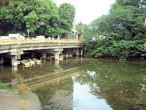 弁慶橋ボート