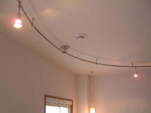 ザ・ビー赤坂客室の照明設備