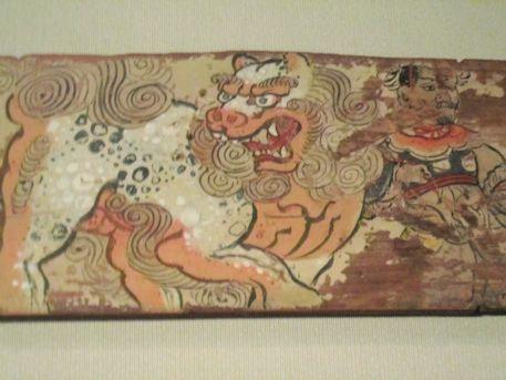 興福寺東金堂の絵馬