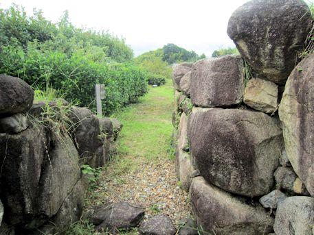 片袖式横穴式石室