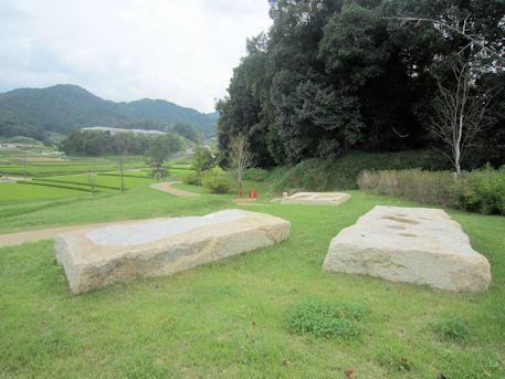 キトラ古墳周辺地区