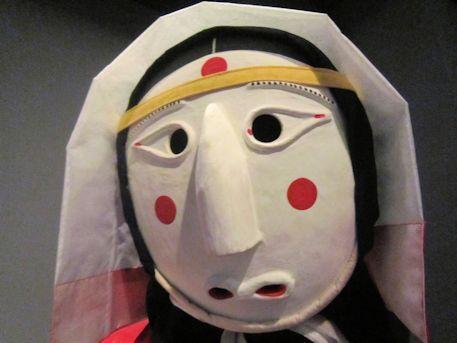 瓢箪仮面のパガジ