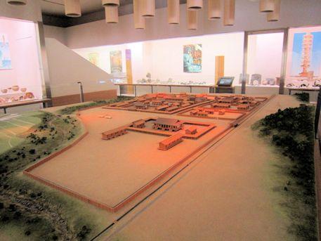橿考研博物館の第3展示室