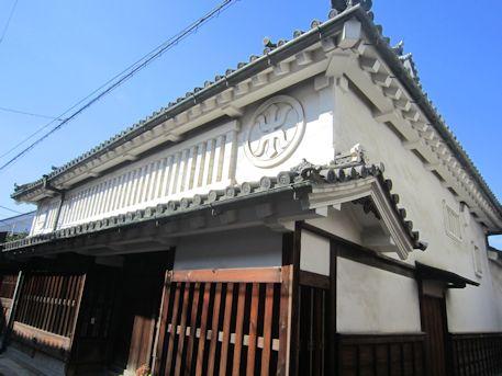 今井町の旧家