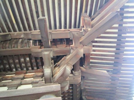興福寺五重塔の三手先