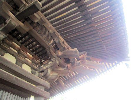 興福寺五重塔の三手先組物