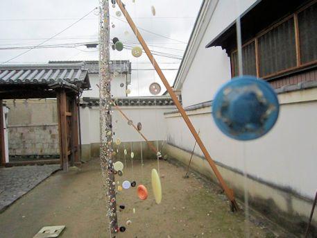 古都祝奈良のアート作品