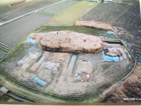 瓢箪山古墳の写真