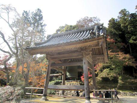 正暦寺鐘楼