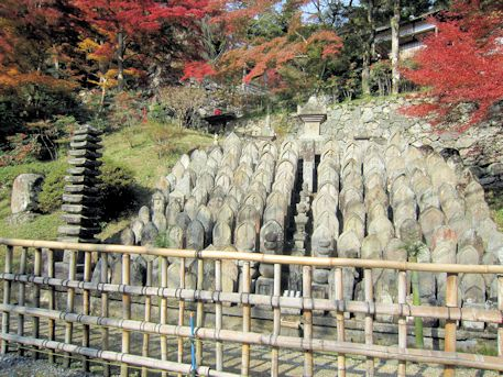 正暦寺の供養塔