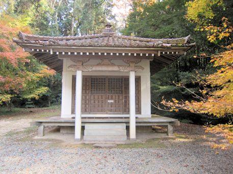 正暦寺のお堂