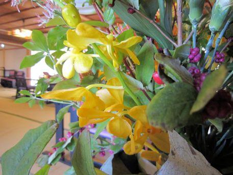 高砂装花のモカラ