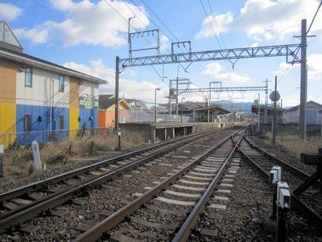 近鉄岡寺駅