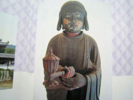 聖徳太子十六才孝養像