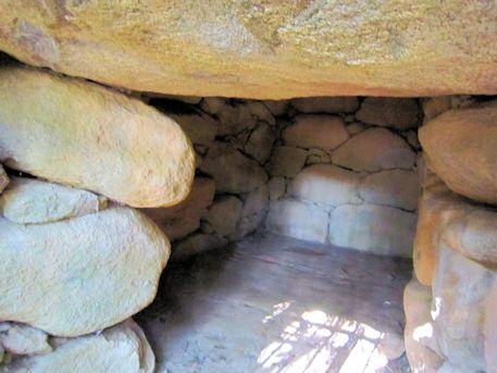 片袖式横穴式石室の沼山古墳
