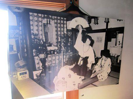 法楽寺住職の写真