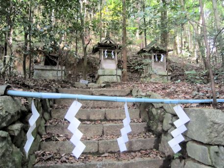 穴師坐兵主神社の紙垂