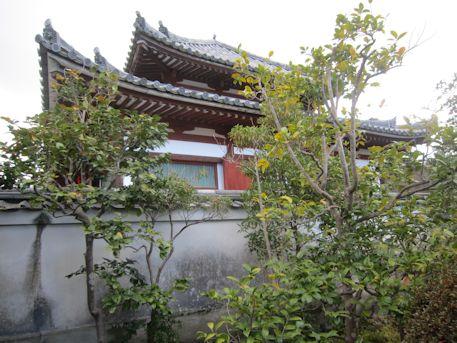 東大寺四月堂