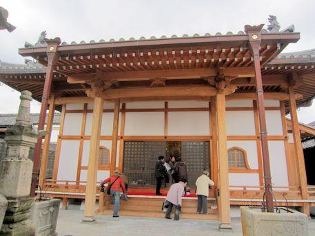 国分寺本堂の法話